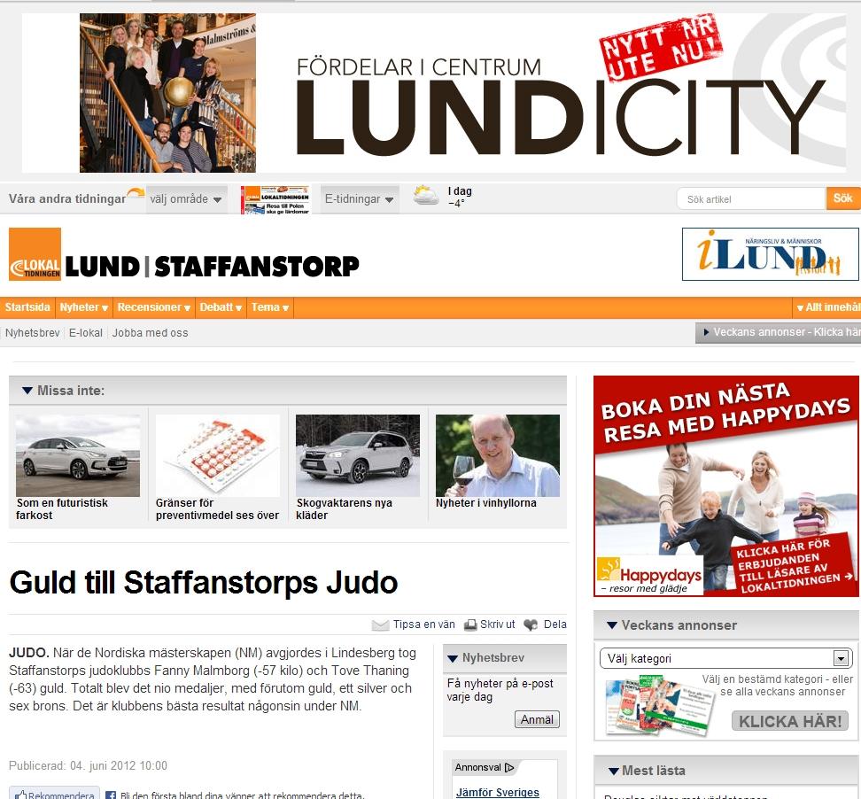 Lund city 2